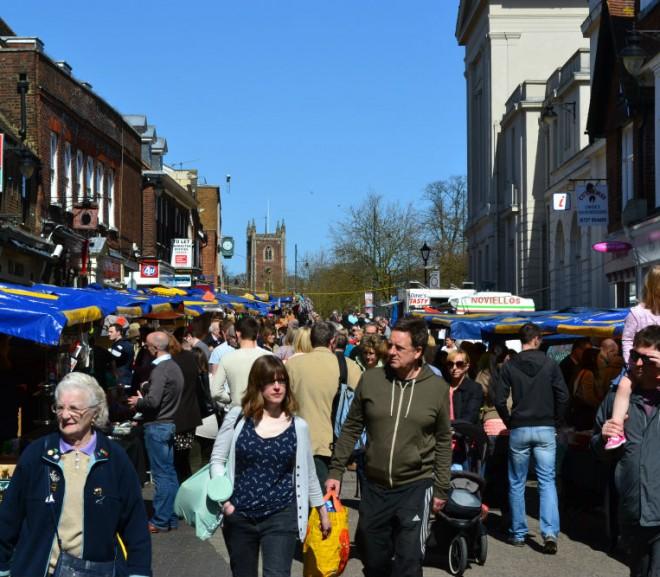 St-Albans-market