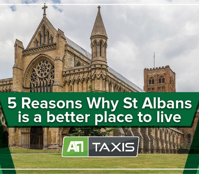 Top 5 Tourist attractions in St Albans 2018