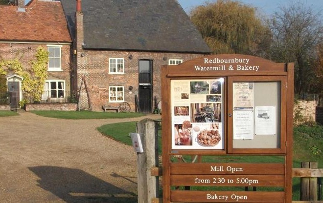Redbournbury Watermill & Bakery