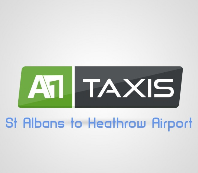 Taxi St Albans to Heathrow Airport