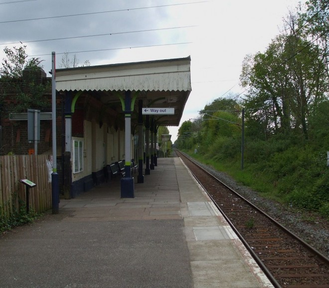 Bricket Wood Train Station