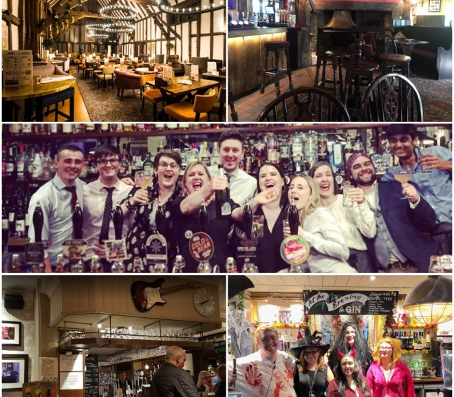 Top 5 Pubs in St Albans, UK-0.1