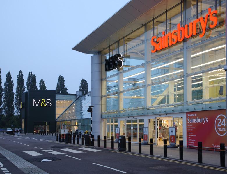 Sainsbury's London Colney - Colney Fields Shopping Park