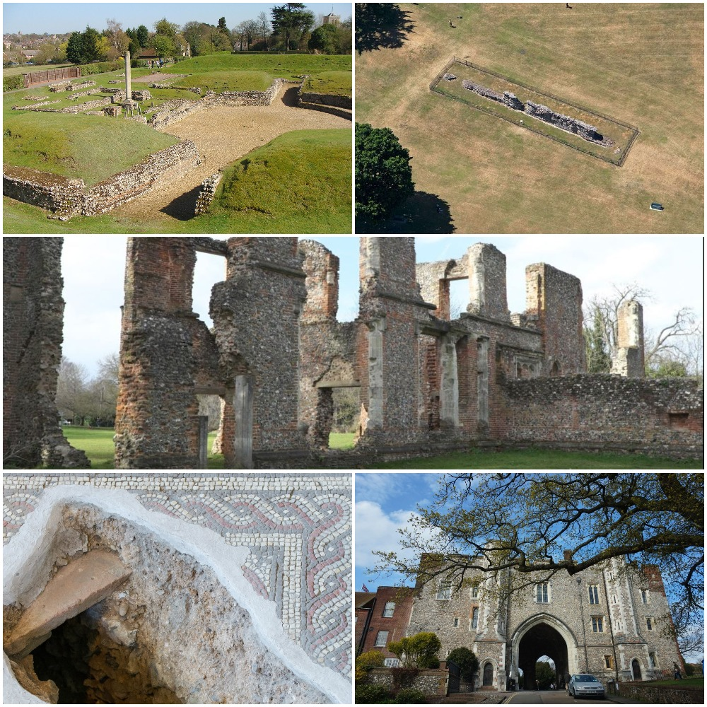Top 5 Historical Landmarks in St Albans, Hertfordshire, UK