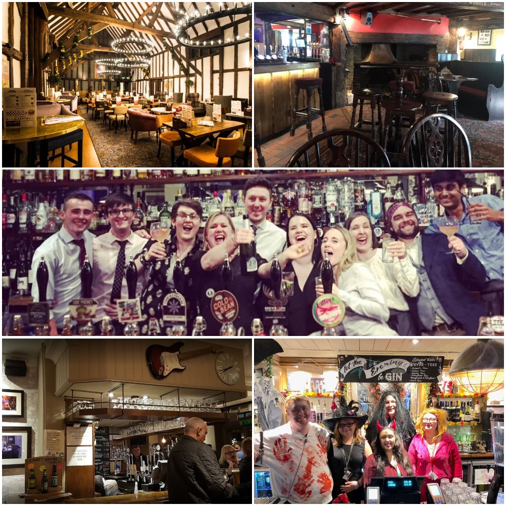 Top 5 Pubs in St Albans, UK