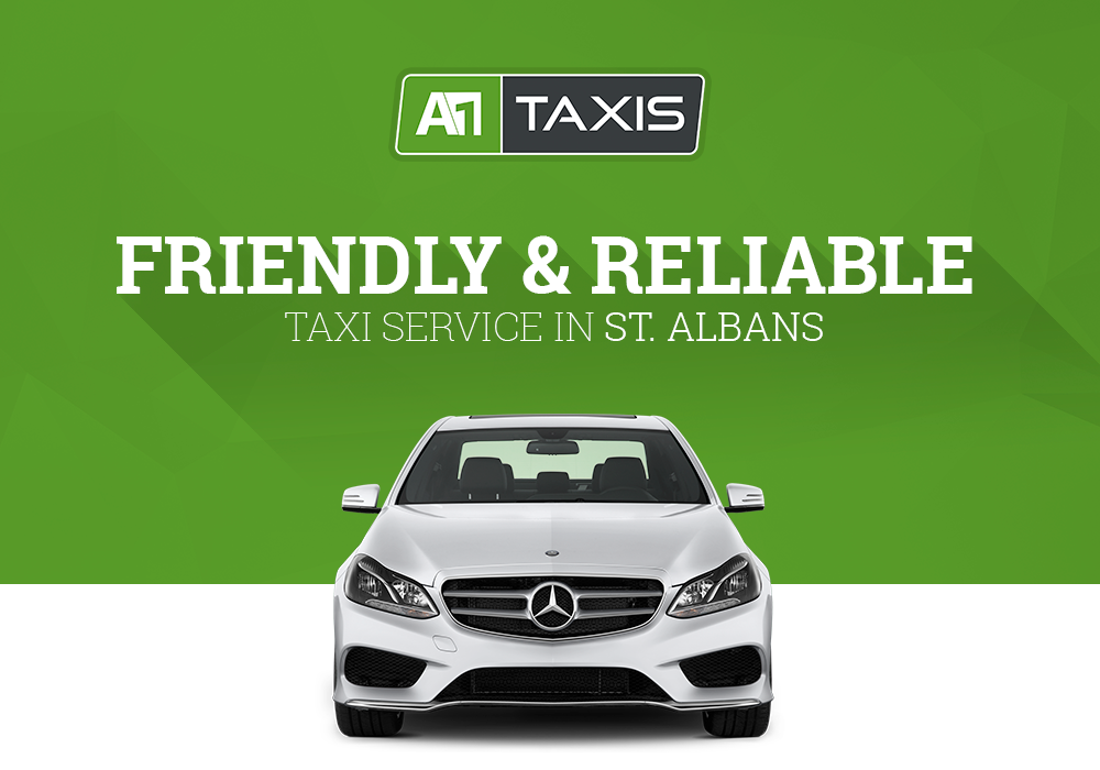 A1 Taxis Service in Stalbans