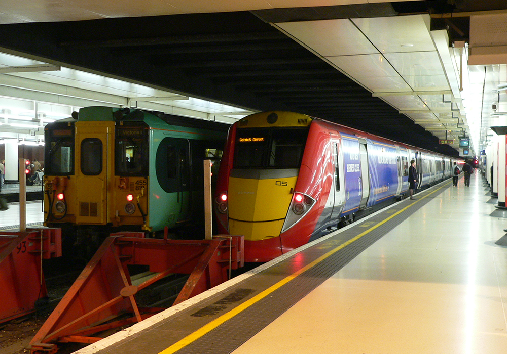 Gatwick Airport to St Albans - Train options