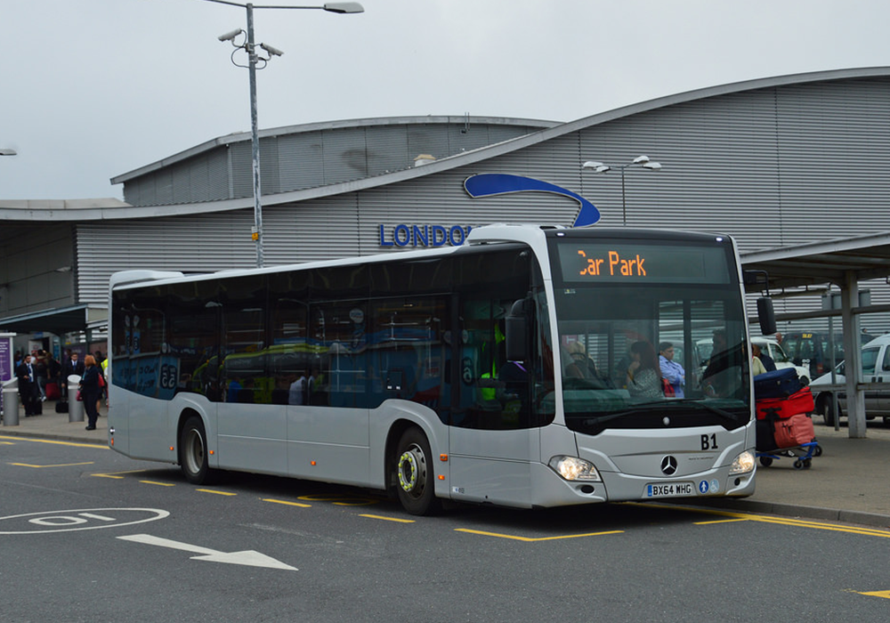 Luton Airport to St Albans - Bus options