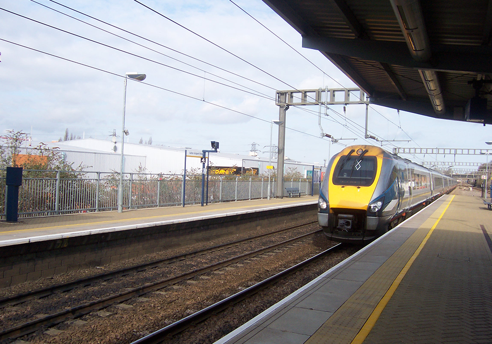 Luton Airport to St Albans - Train options