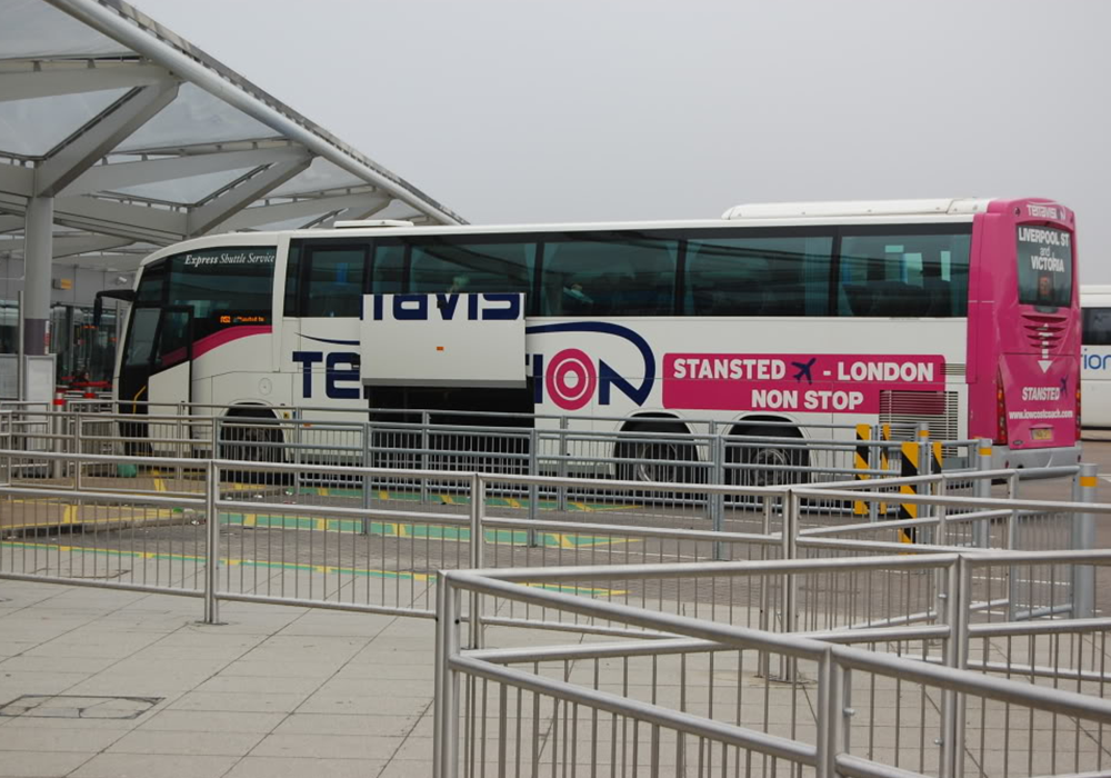 Stansted Airport to St Albans - Bus options