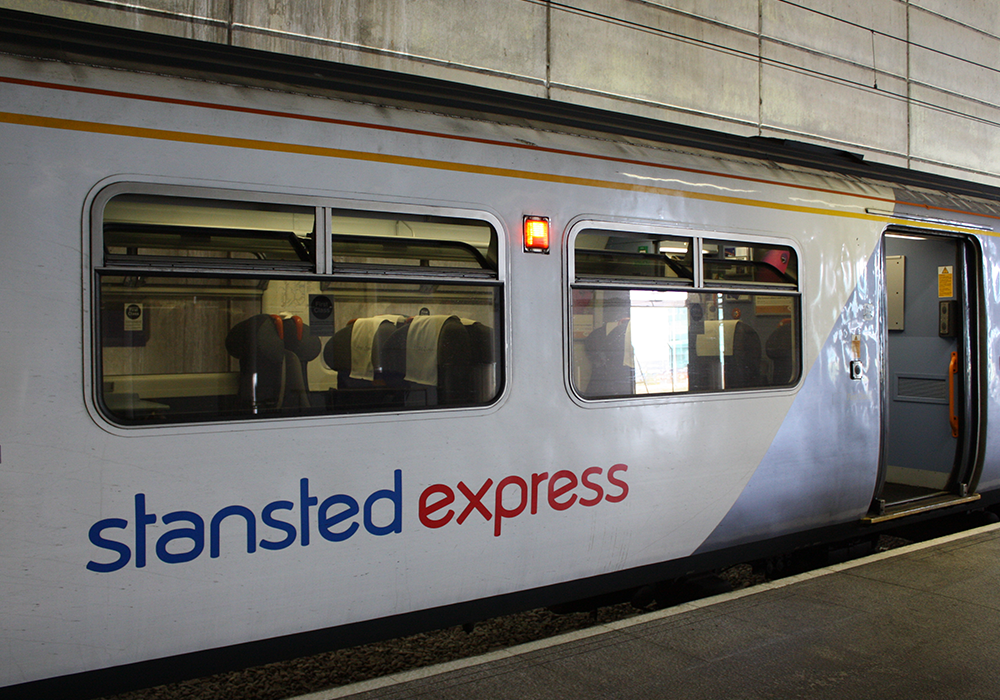 Stansted Airport to St Albans - Train options
