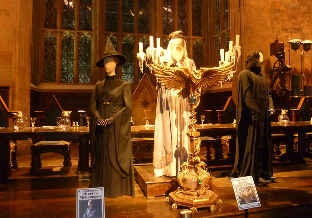 Learn more about the story of Harry Potter